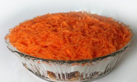 La famosa torta di carote