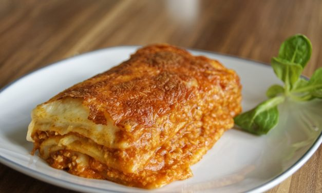 Le lasagne dell'Antonellina