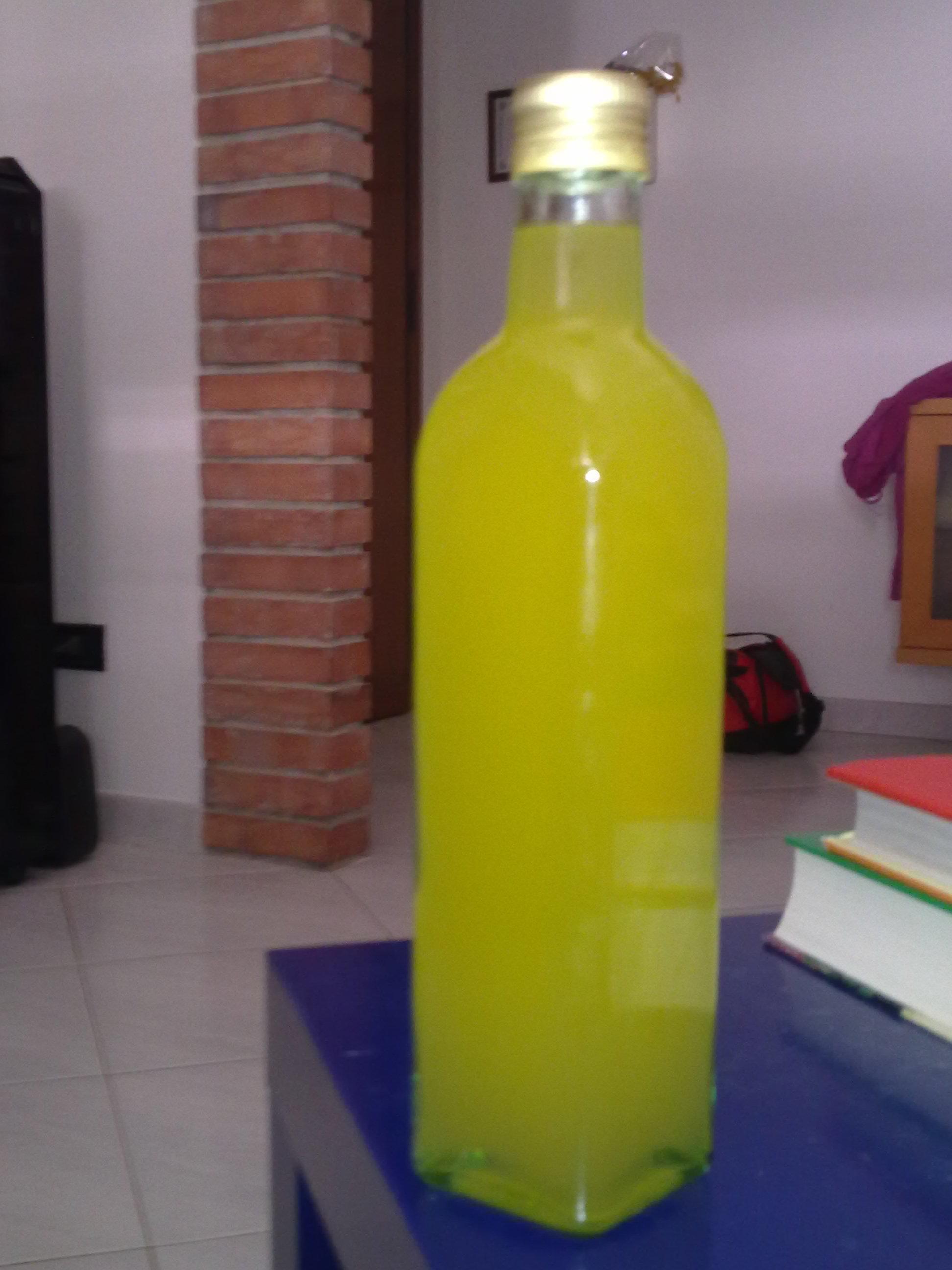 Il limoncello dell'Antonellina