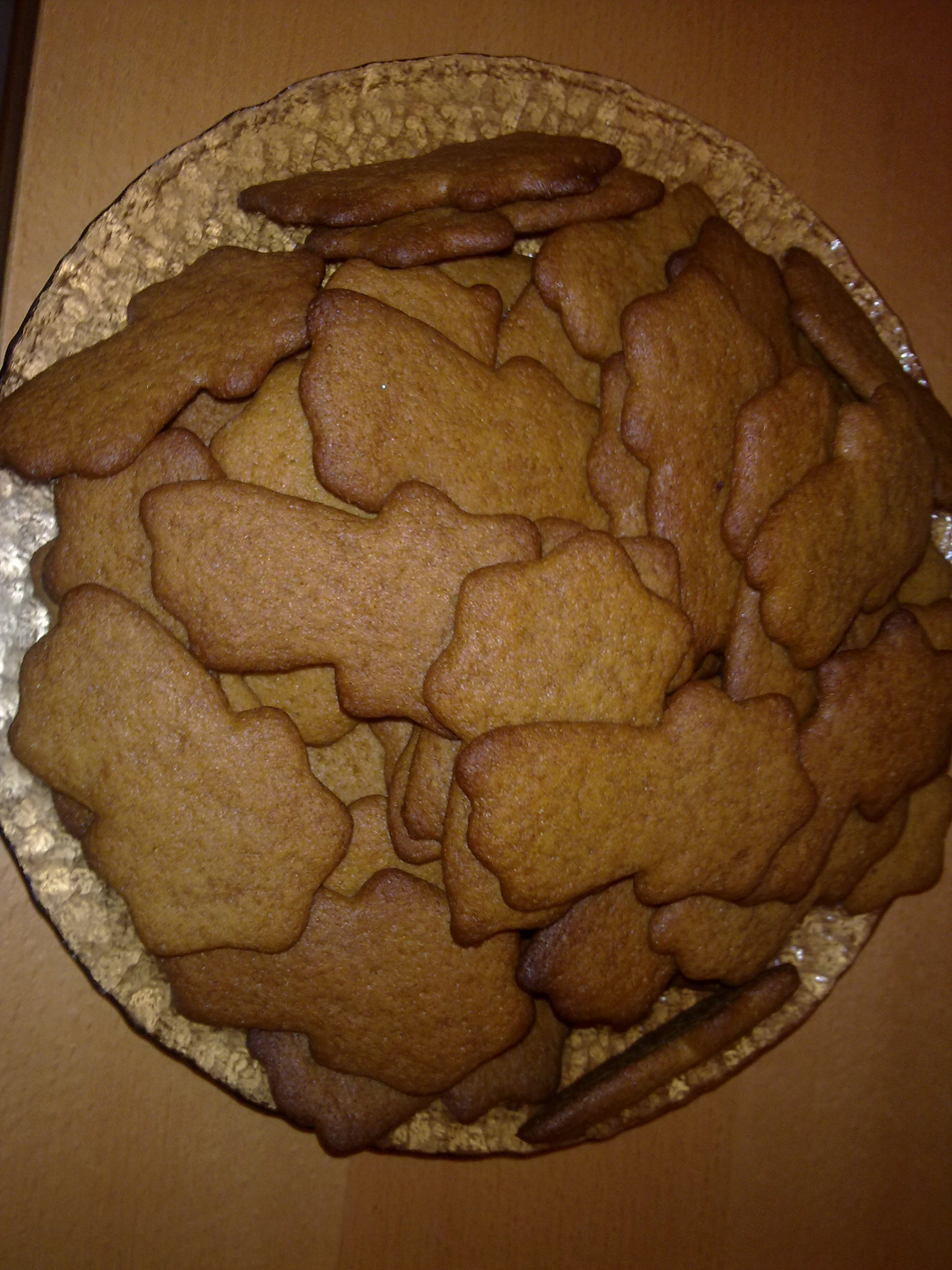 Pan di zenzero – Gingerbread