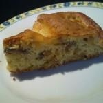 Torta soffice pesche e amaretti detta anche la torta per l'infermo