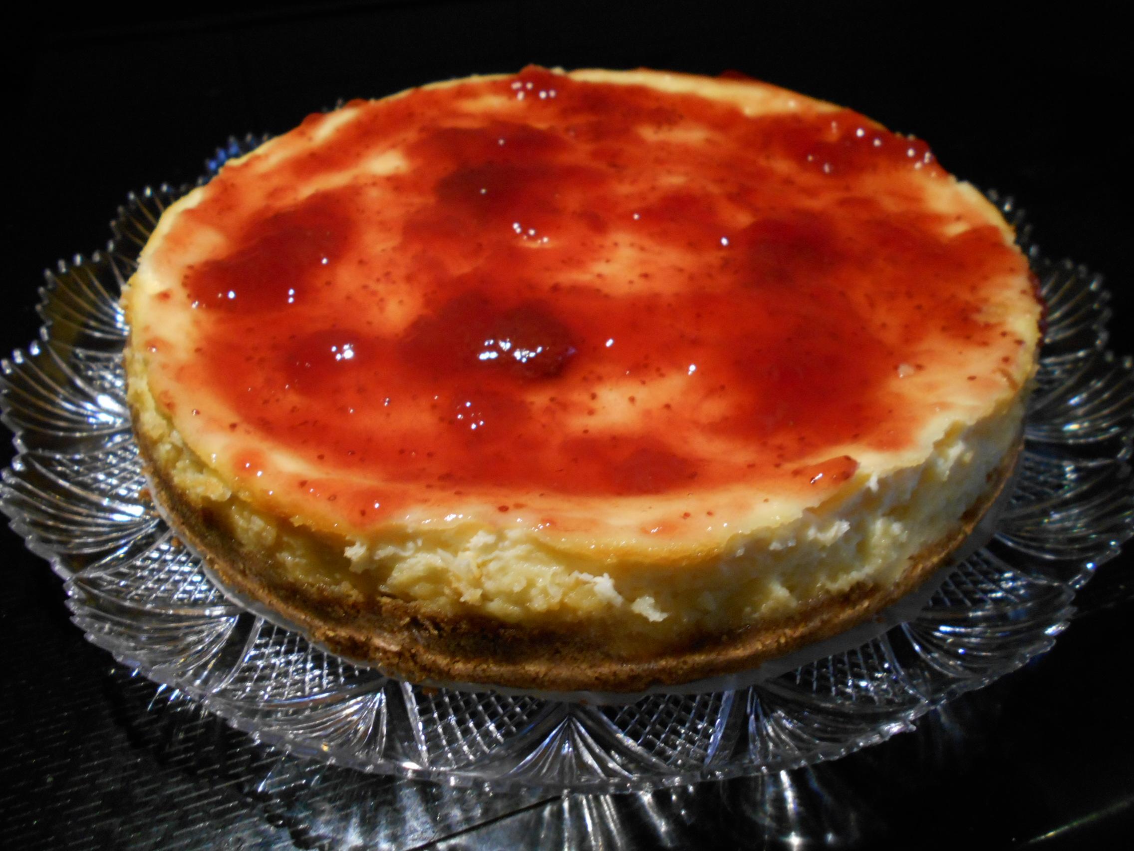 Il cheese cake dell'Antonellina