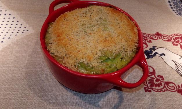 Sformatino di broccoli e patate