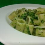 Pasta con i broccoli del mio orto